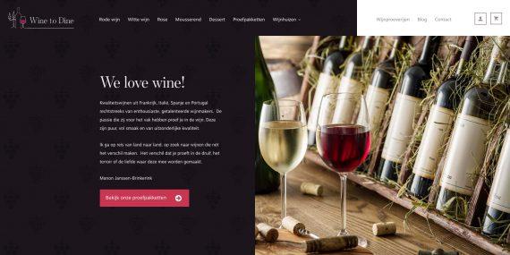 Wine to Dine